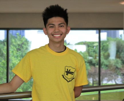 """Angelito is a recent graduate of Jean Vanier CSS. Running only on two hours of sleep for the past four years of high school, he dedicated his time to playing sports, studying, and working at McDonald's where he learned some of the most valuable lessons in life. He learned that when ordering from fast food restaurants, you should always get everything """"well done"""". Winning countless awards in high school, he has shown the world that it only takes an ordinary person to do extraordinary things. He may not have the 99 average that everyone thinks he has, nor does he excel at every sport, however, he has shown others that it takes passion, dedication, and hard-work in order to succeed. As one of his favourite teachers once said, """"You'll do anything you put your mind to doing."""" To you, I say the same. Please do not be afraid to visit him at the University of Waterloo this coming September, where he will, once again, not sleep."""