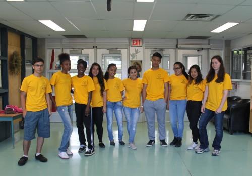 FOY Staff: Luigi,Tanae, Aniel, Cristina, Aimee, Ischel, Lemuel, Jillian, Joanne, Vanessa