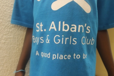St. Albans Boys and Girls Club T-Shirt