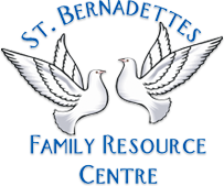 St. Bernadette's logo