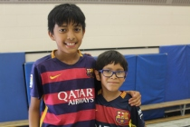 Can you guess which one is the real Messi?