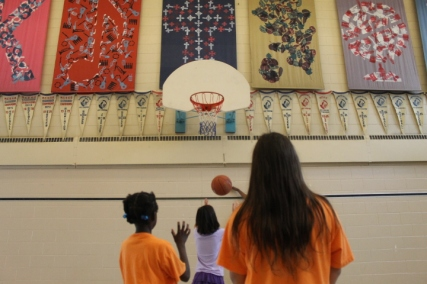 Never mis your shot at the Basketball Beginnings camp!